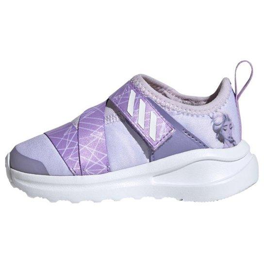 Tênis Infantil Adidas Fortarun X Frozen C - Lilás
