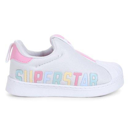Tênis Infantil Adidas Superstar 360 X I