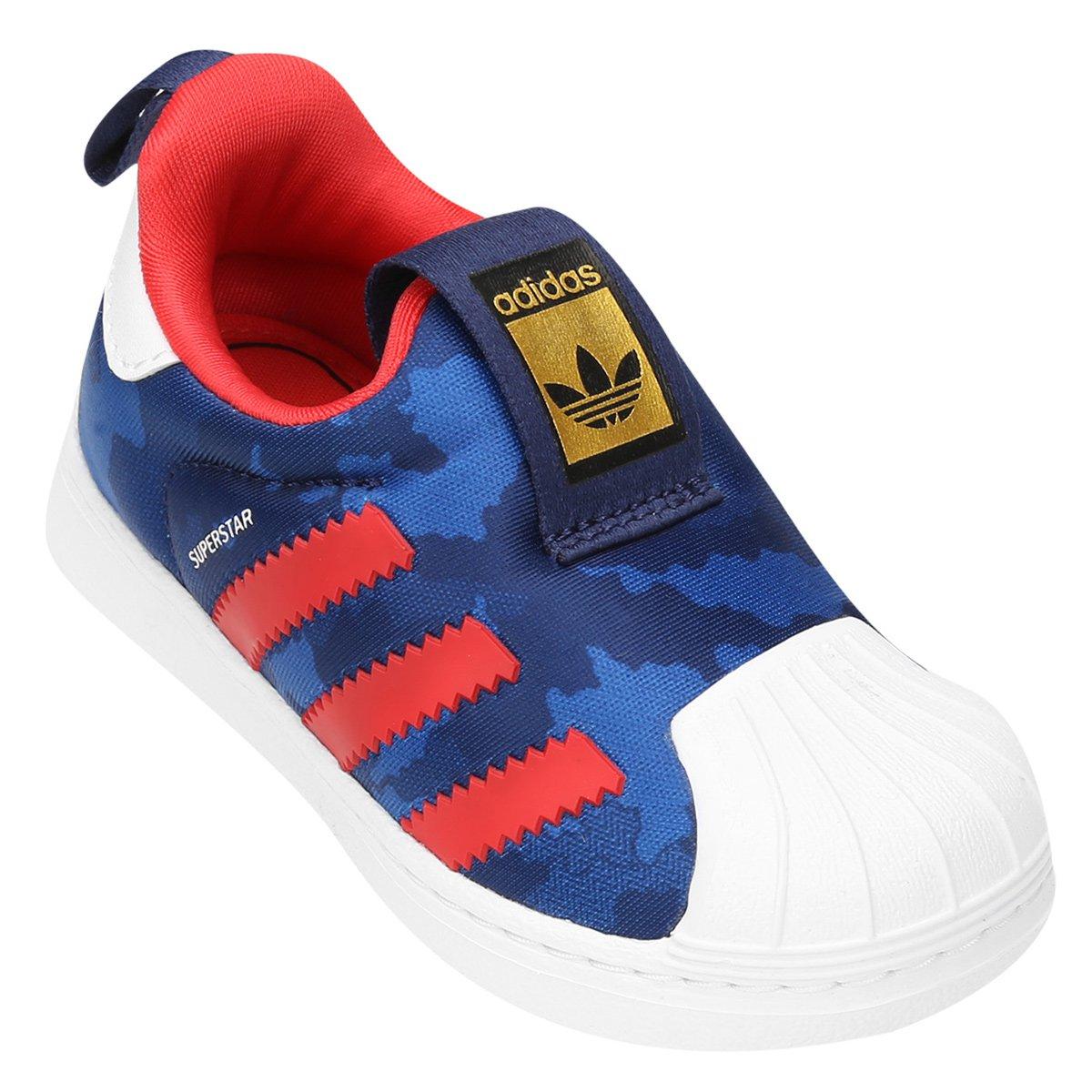 Tênis Infantil Adidas Superstar 360 l (18 ao 25)