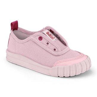 Tênis Infantil Bibi Comfy Feminino Rosa Sugar 1157069