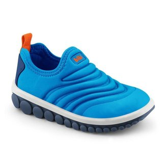 Tênis Infantil Bibi Roller 2.0 Masculino Azul Acqua 1155056