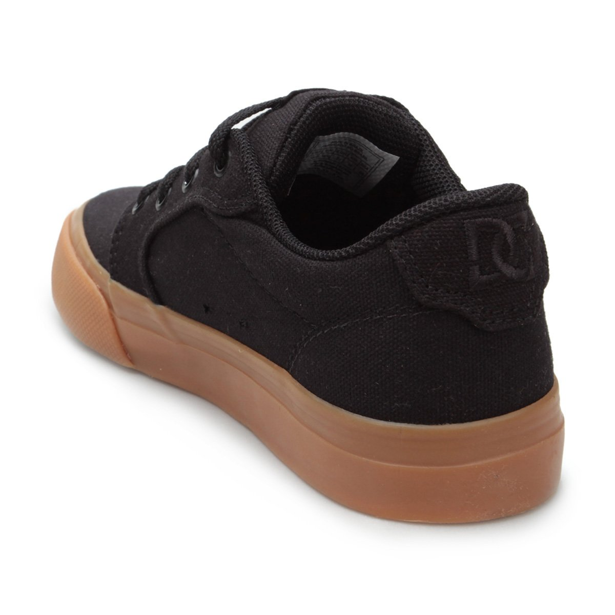 75e3fbd27a Tênis Infantil DC Shoes Anvil Tx La Masculino - Preto - Compre Agora ...