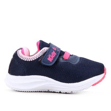 Tenis Infantil Kidy Energy Baby Respi-Tec Feminino