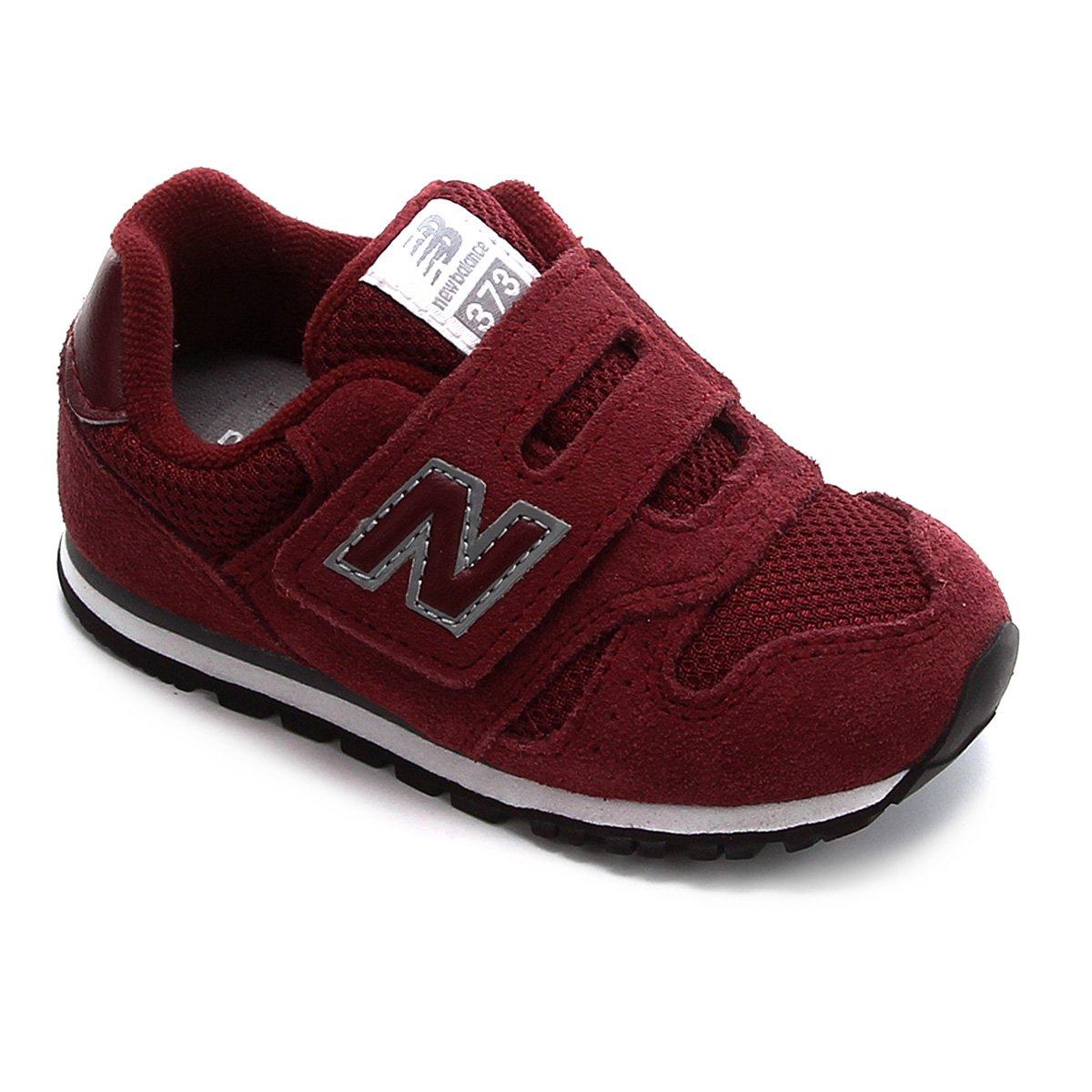 tenis new balance infantil netshoes