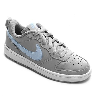 Tênis Infantil Nike Court Borough Low 2 Ep Gg