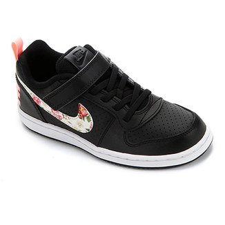 Tênis Infantil Nike Court Borough Low Feminino