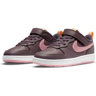 Tênis Infantil Nike Court Borough Masculino