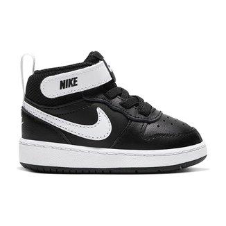 Tênis Infantil Nike Court Borough Mid 2 Tdv