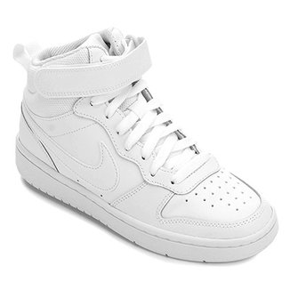 Tênis Infantil Nike Court Borough Mid