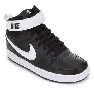 Tênis Infantil Nike Court Borough Mid
