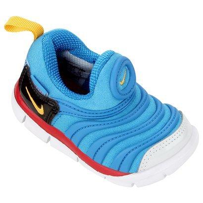 47331d26721 Tênis Infantil Nike Dynamo Free - Preto e Azul Turquesa - Compre Agora