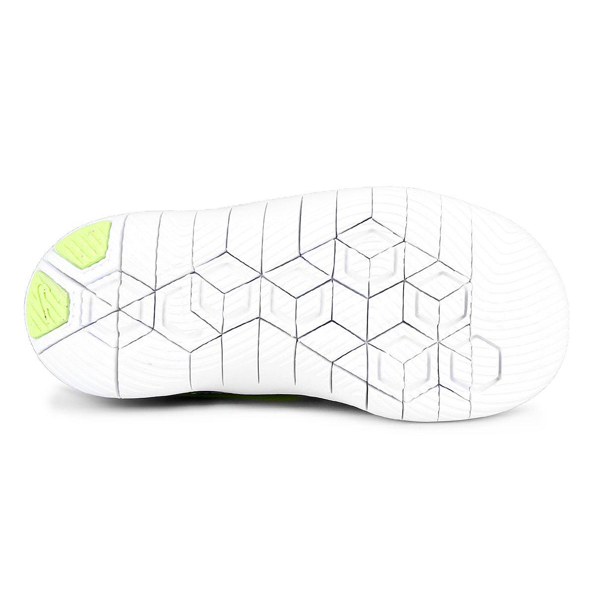 Tênis Infantil Nike Flex Contact Psv - Preto e Azul - Compre Agora ... fca890e9c29ad