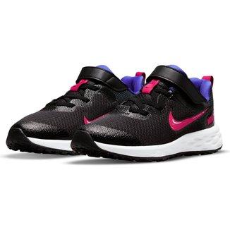 Tênis Infantil Nike Revolution 6 GP Feminino