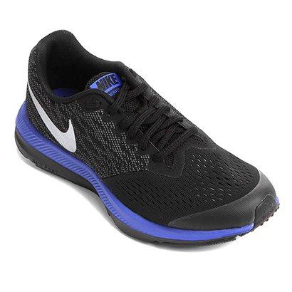 Tênis Infantil Nike Zoom Winflo 4 Gs Feminino