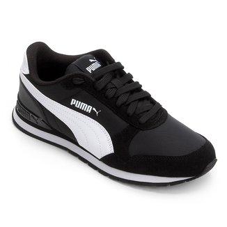 Tênis Infantil Puma St Runner V2 Nl Jr