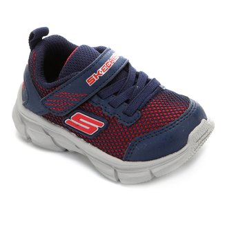 Tênis Infantil Skechers Advance Intergrid