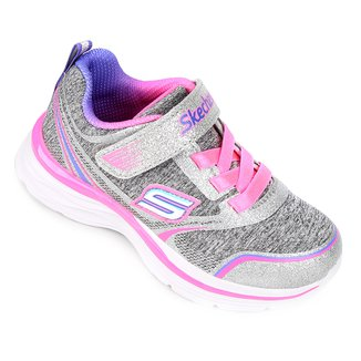 Tênis Infantil Skechers Dream N'Dash Feminino