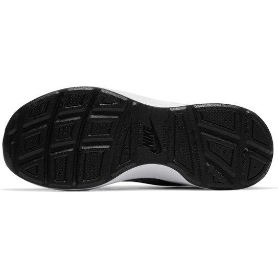 Tênis Juvenil Nike Wearallday BP Masculino - Preto+Branco