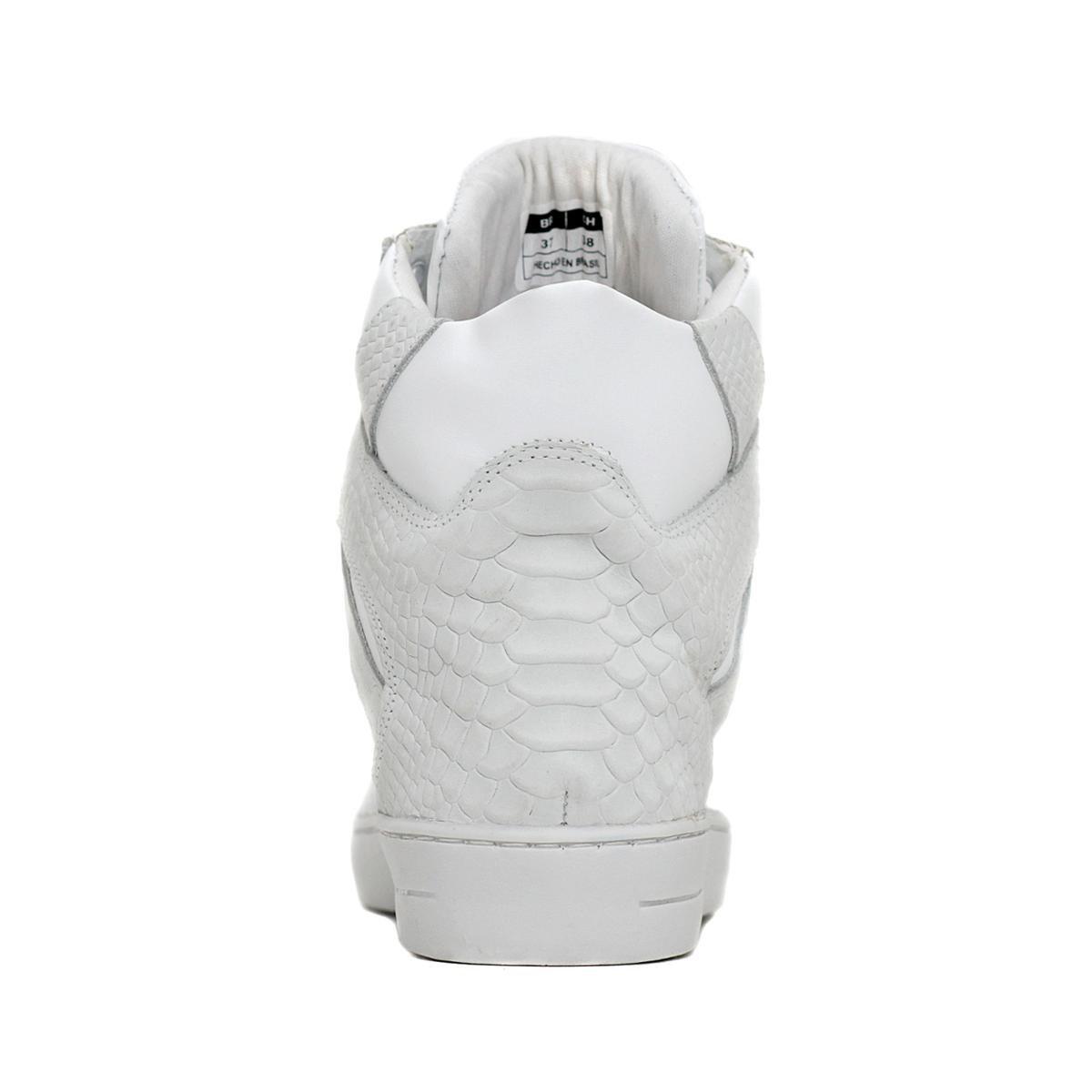 Feminino Tênis Tênis Branco em Couro Fitness K3 Fitness K3 Trendy Trendy xP6w1f0q6