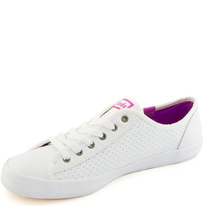Perf Tenis Kickstart Leather Keds Keds Perf Kickstart e Branco Tenis Violeta ZFwqR