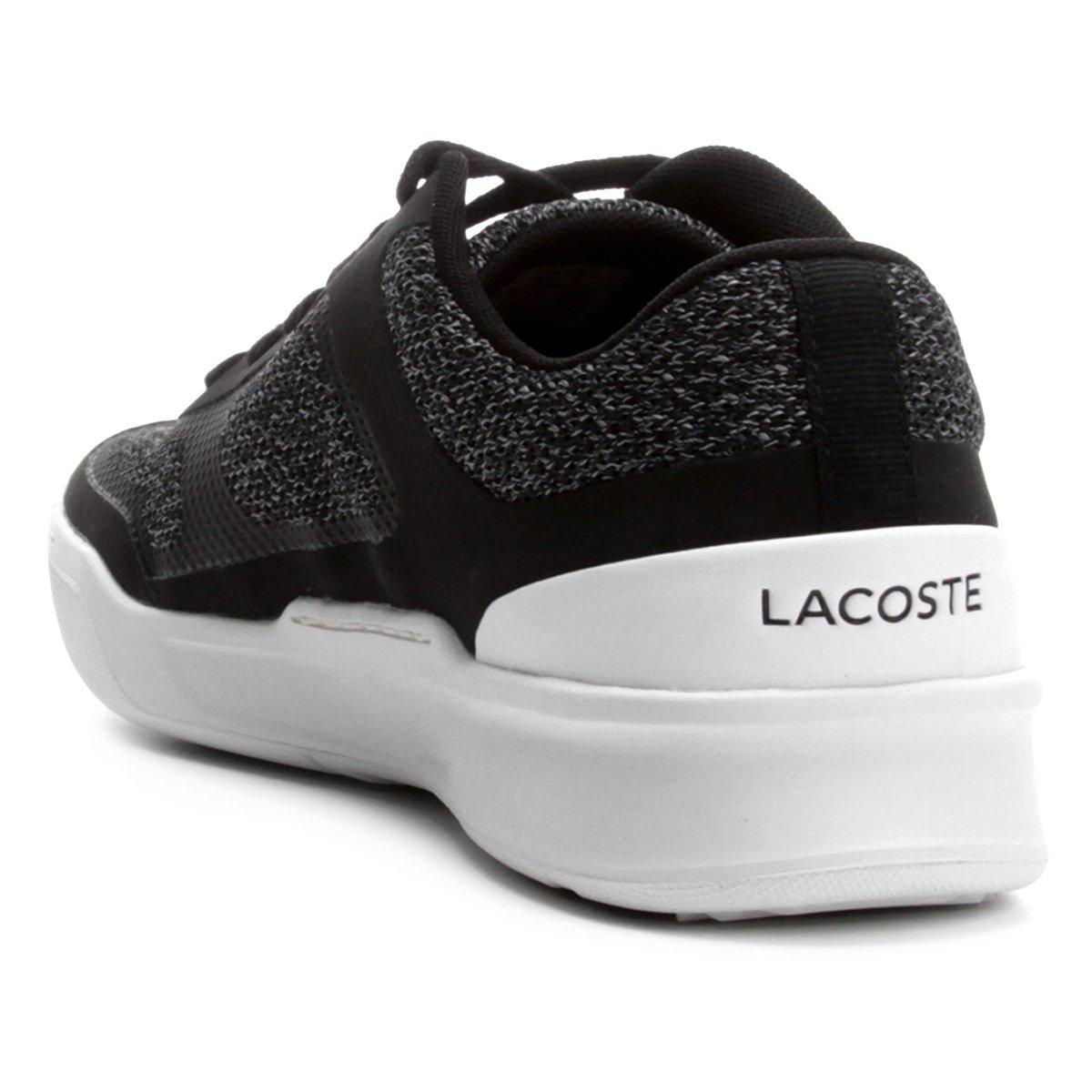 Tênis Lacoste Explorateur Masculino - Compre Agora   Netshoes 7a055ccbef