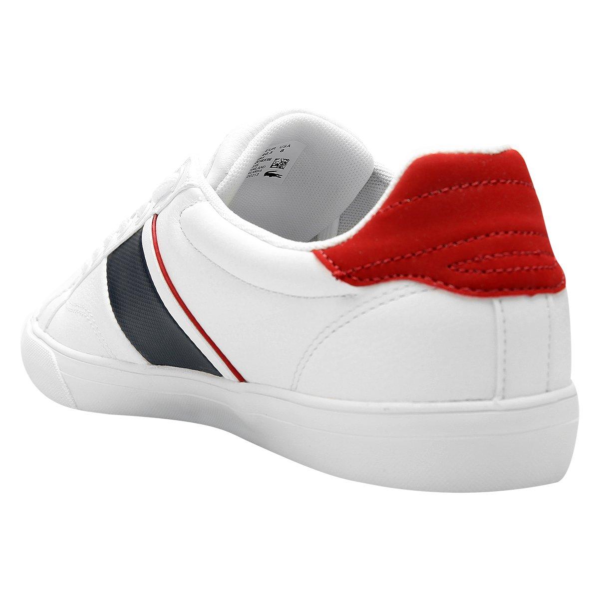0e77b10b3d92a Tênis Lacoste Fairlead Urs - Compre Agora   Netshoes
