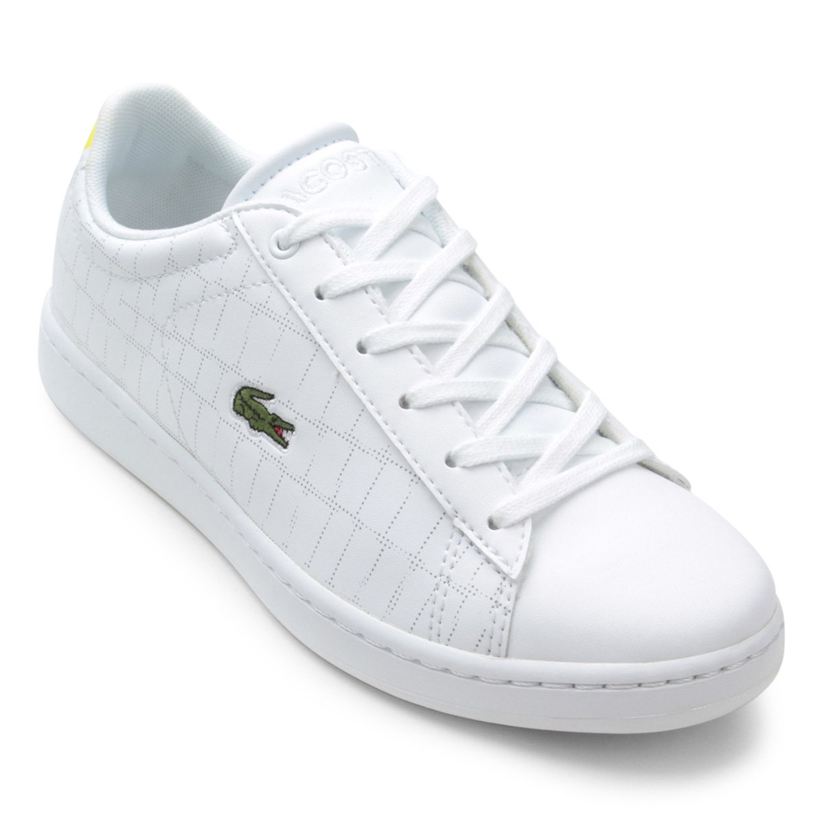 6cd21051c1751 Tênis Lacoste Infantil Carnaby - Compre Agora   Netshoes