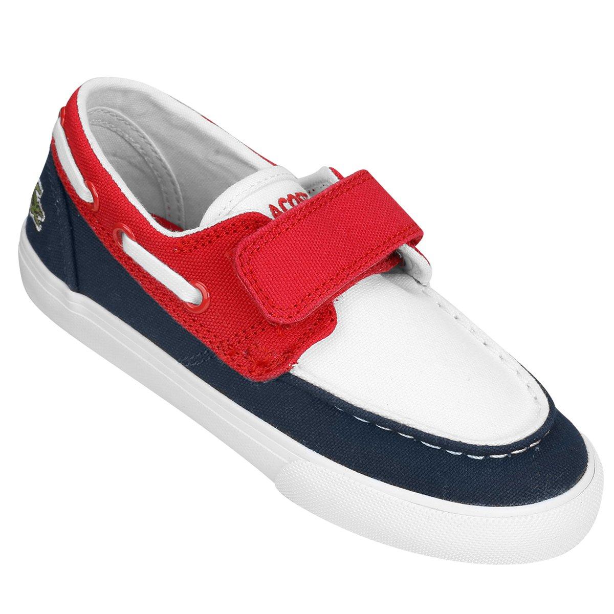 ... 50abdc4592b Tênis Lacoste Keel Clc Infantil - Compre Agora Netshoes ... 890da3dac1