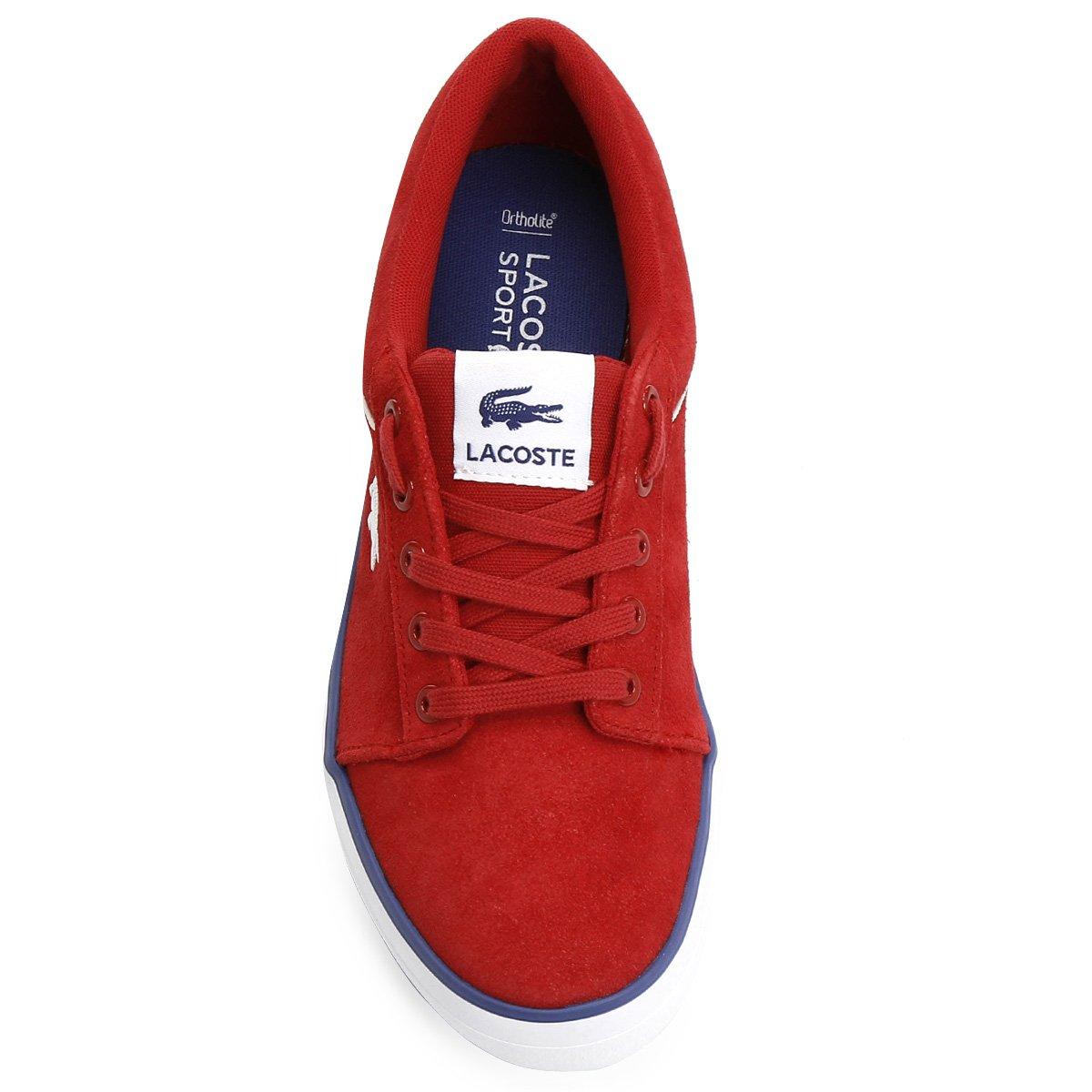 Tênis Lacoste Vaultstar Remix TCL2 - Compre Agora   Netshoes b9a92d7e91