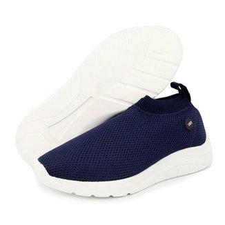 Tênis Meia Masculino Leve Conforto Aero Space BR2 Footwear