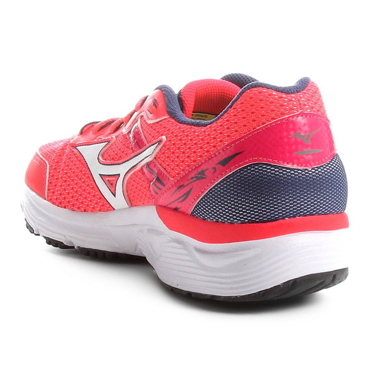 624baad107 Tênis Mizuno Brave N Feminino - Rosa e Violeta - Compre Agora