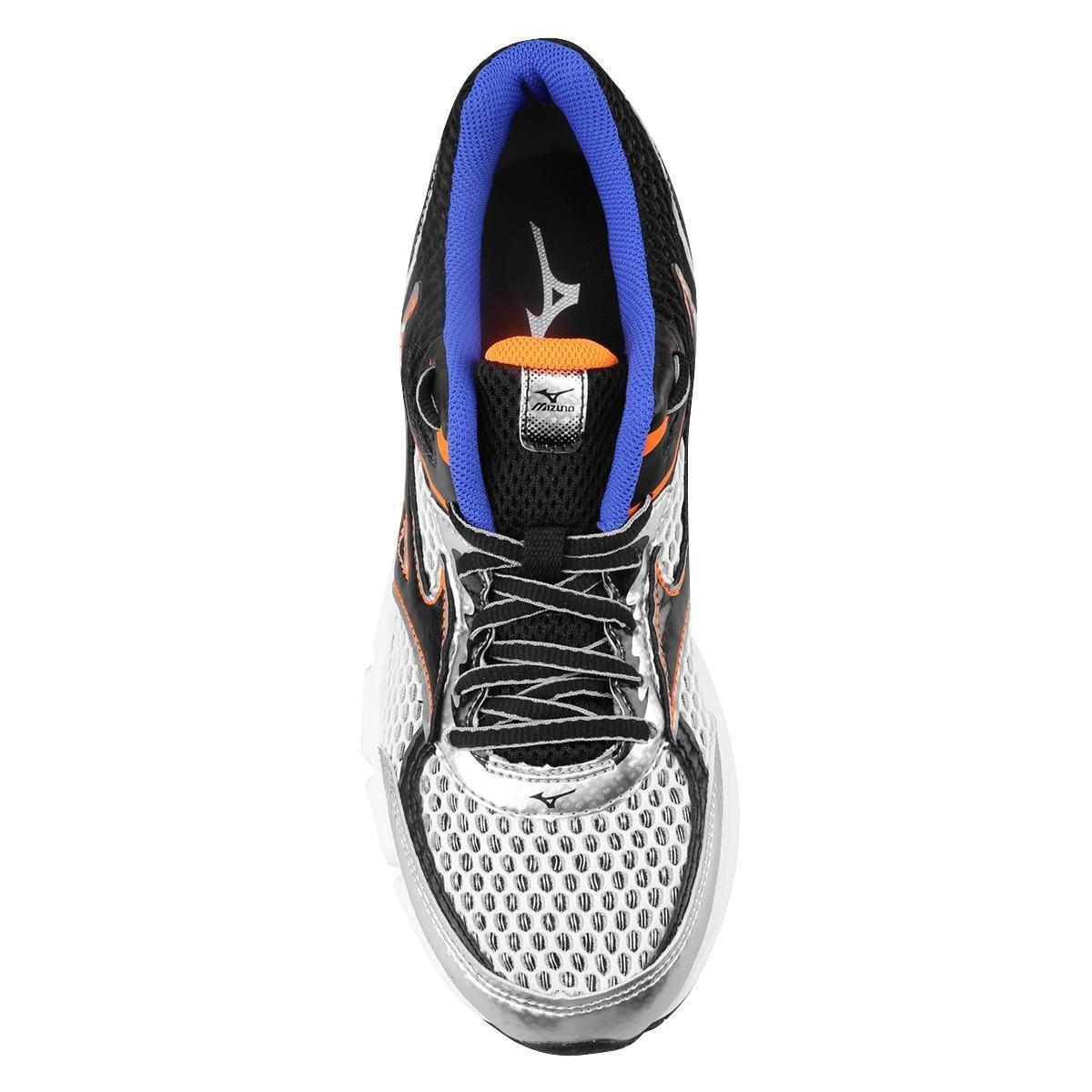 t�nis mizuno victory masculino - branco e preto zapatos venta