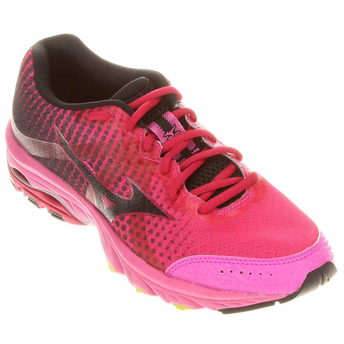 mizuno wave elevation pink