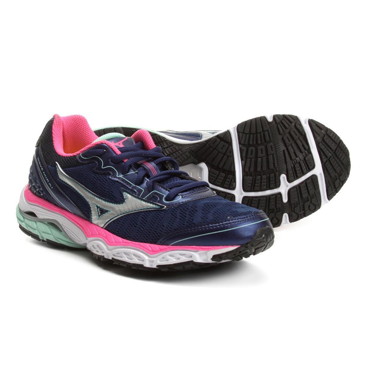 netshoes tenis feminino mizuno wave original