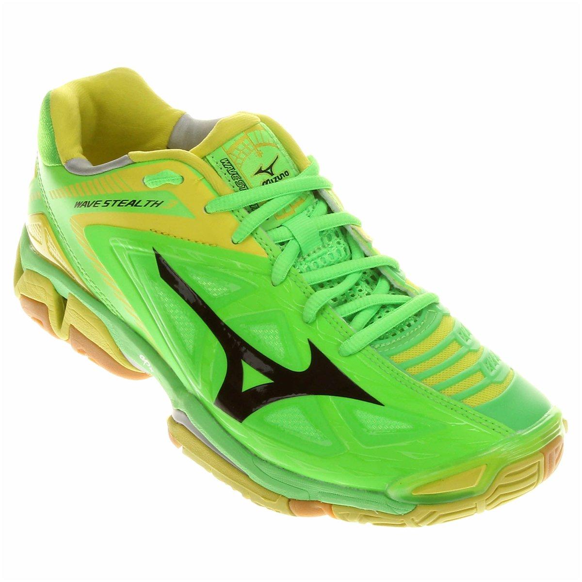 tenis mizuno wave stealth 3 n900