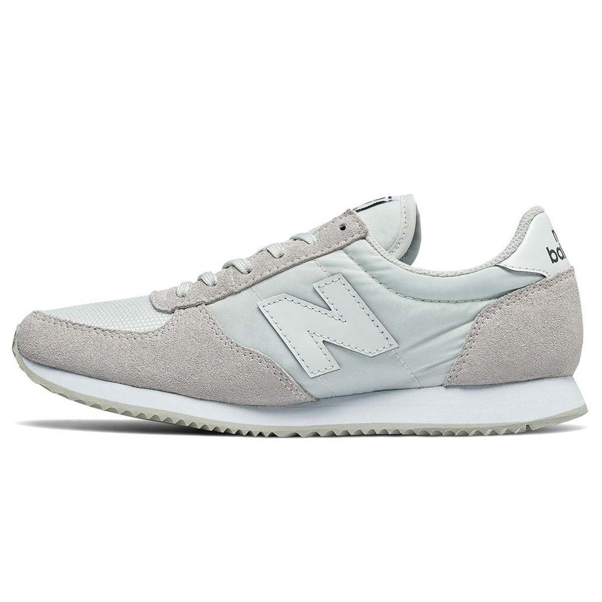 Tênis New Balance 220 Feminino - Branco e Cinza - Compre Agora ... f5d30c695a6f9