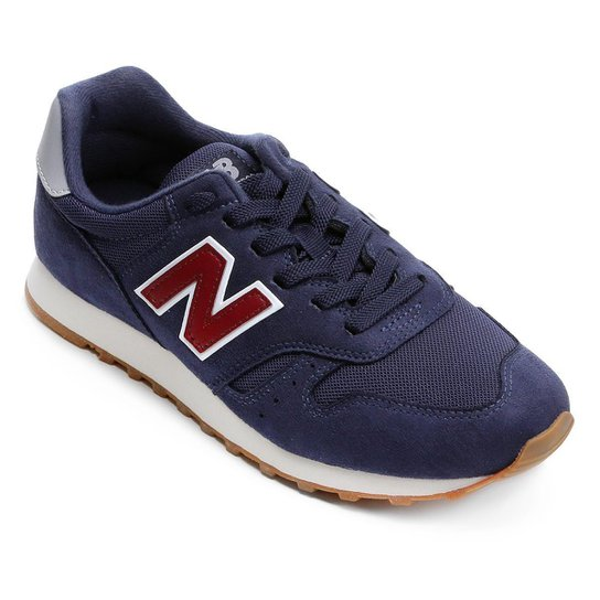 visa Proponer perdonado  Tênis New Balance 373 Core Masculino - Azul e Branco | Netshoes