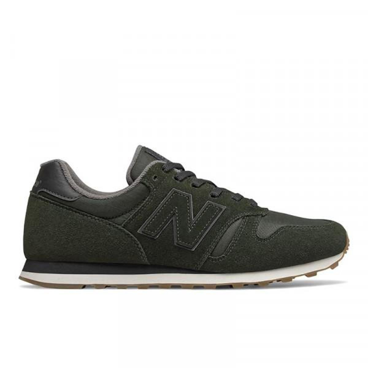 Tênis New Balance 373 Masculino - Verde Cinza | Netshoes