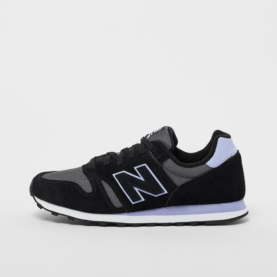Tênis New Balance 373 - Preto+Lilás