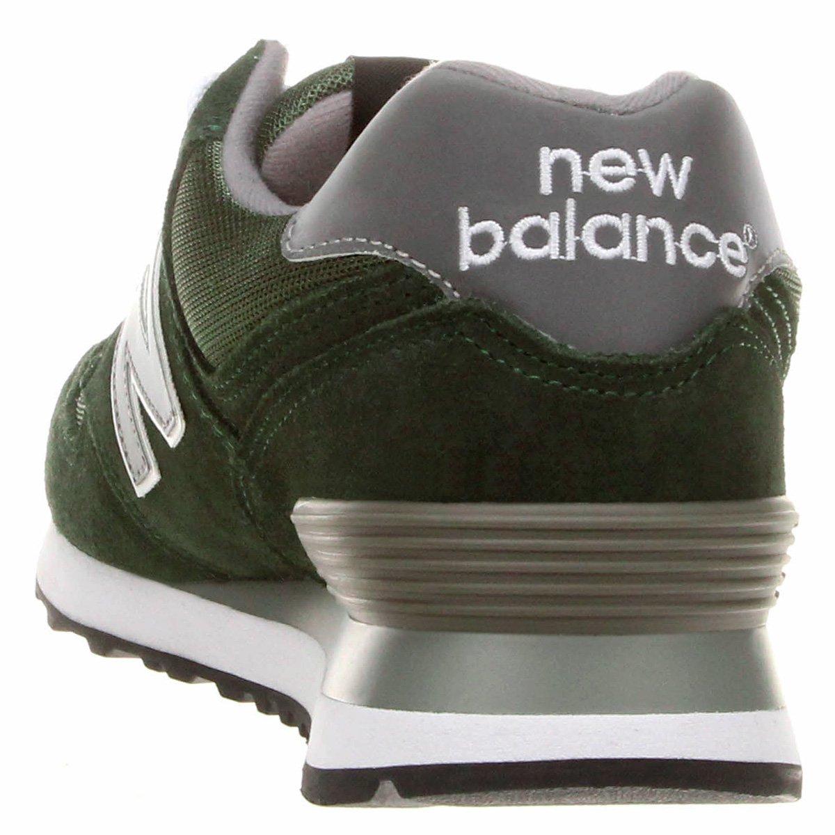 Tênis New Balance 574 Core - Verde Branco | Netshoes