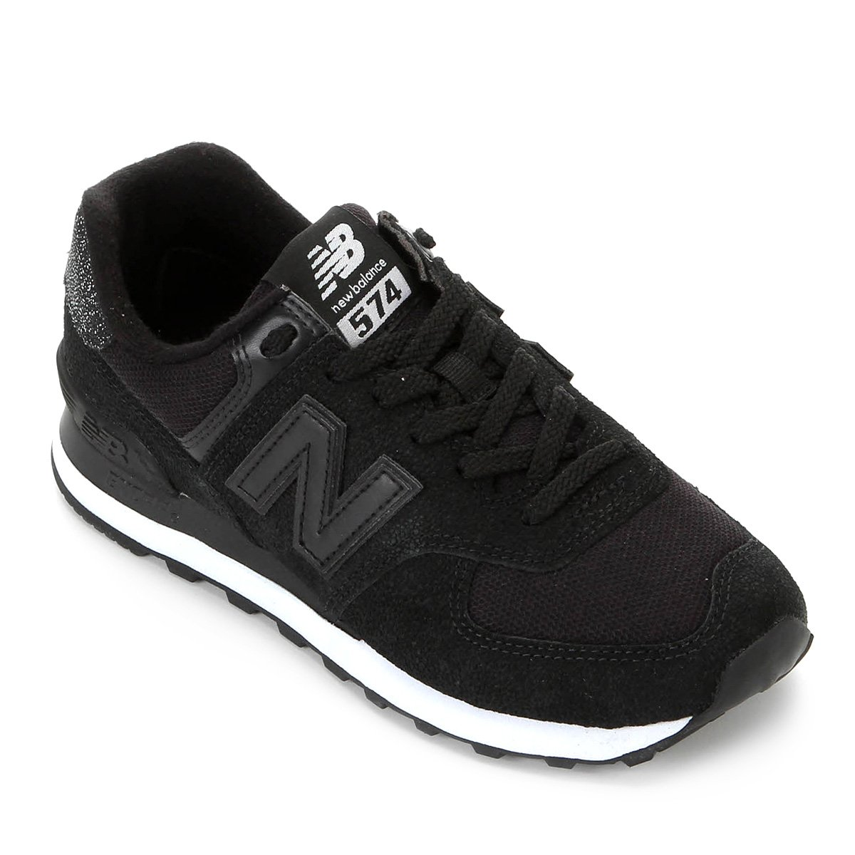 Tênis New Balance 574 Feminino - Verde | Netshoes