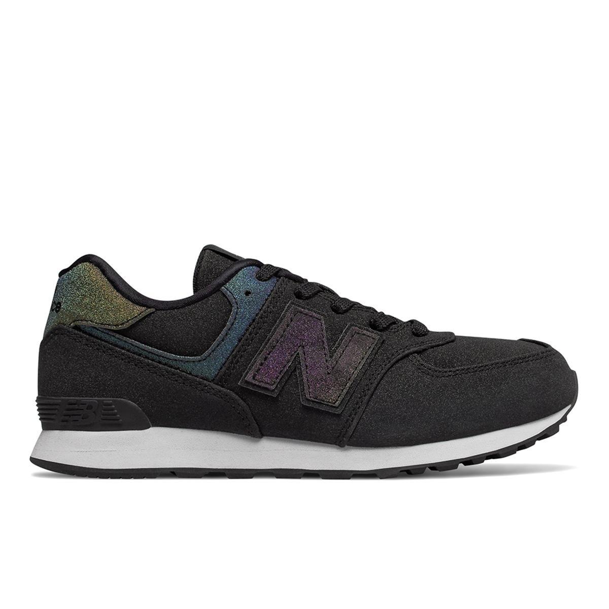 Tênis 574 Agora Compre Netshoes Feminino New Preto Balance rqExwaCnYr