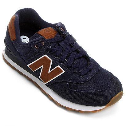 beb445f0863 Tênis New Balance 574 Masculino - Compre Agora