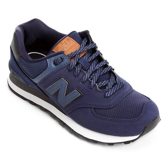 Tênis New Balance 574 Masculino - Marinho