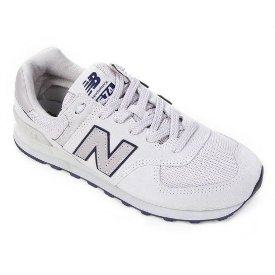 Tênis New Balance 574 Masculino - Cinza
