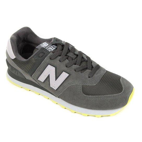 Tênis New Balance 574 Masculino - Verde