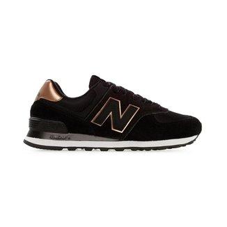 Tênis New Balance 574 Preto Masculino 38
