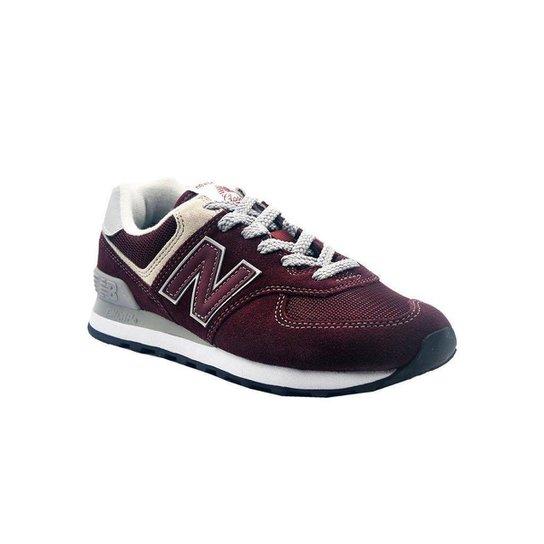 Tenis New Balance 574 - Vinho