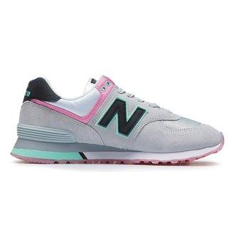 Tênis New Balance Feminino 574 Lifestyle