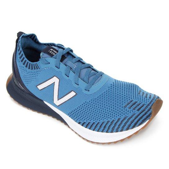 Tênis New Balance Fuelcell Echo Masculino - Azul+Branco